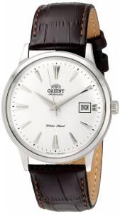 [オリエント]Orient 腕時計 Stainless Steel Watch with Brown Band FER24005W0 メンズ