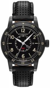 [バーバリー]BURBERRY 腕時計 THE UTILITARIAN WATCH BLACK LEATHER BU7867 bu7867 メンズ