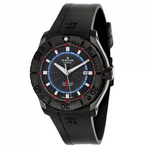 [エドックス]Edox 腕時計 Class 1 GMT Worldtimer Automatic Watch 93005-37N-NOBU メンズ
