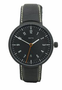 [ボッタデザイン]Botta-Design  TRES CARBON AUTOMATIC Mens Watch w/ Date BOTTADESIGN, 629010BE