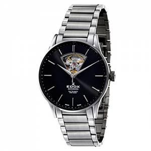 [エドックス]Edox  Les Vauberts Automatic Automatic Watch 850113NNIN 85011 3N NIN メンズ