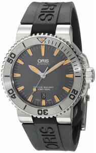 [オリス]Oris 腕時計 Analog Display Swiss Automatic Black Watch 73376534158RS メンズ