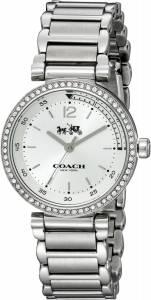 [コーチ]Coach  1941 Sport 30mm Bracelet Watch Silver/Silver Watch 14502194 レディース