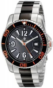 [ブルゲルマイスター]Burgmeister  Analog Display Quartz Silver Watch BM531-127B メンズ