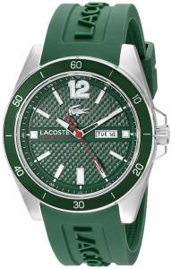 [ラコステ]Lacoste  Seattle Analog Display Japanese Quartz Green Watch 2010800 メンズ