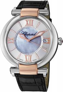 [ショパール]Chopard Imperiale Mother of Pearl Dial Two Tone Automatic Swiss 388531-6005 LBK