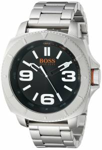 [ヒューゴボス]HUGO BOSS BOSS Orange Sao Paulo Stainless Steel Bracelet Watch with 1513161