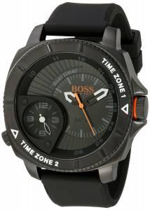 [ヒューゴボス]HUGO BOSS BOSS Orange Sao Paulo Stainless Steel Watch with Black 1513213
