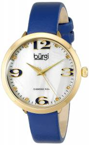 [バージ]Burgi 腕時計 Analog Display Japanese Quartz Blue Watch BUR119BU レディース