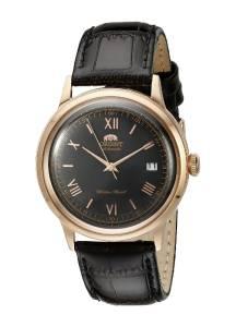 [オリエント]Orient 腕時計 AnalogDisplay Japanese Automatic Black Watch FER24008B0 メンズ