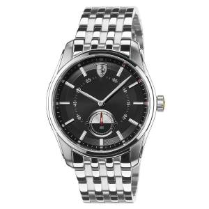 [フェラーリ]Ferrari 腕時計 Stainless Steel Quartz 5ATM WR Watch 0830230 GTB_C メンズ