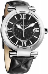 [ショパール]Chopard Imperiale Large Black Dial Automatic Swiss Made Watch 388531-3005 LBK
