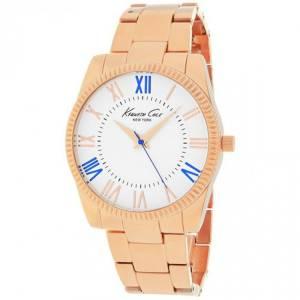 [ケネスコール]Kenneth Cole 腕時計 Classic White Watch 10019415 レディース