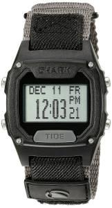 [フリースタイル]Freestyle Tide Trainer Digital Display Japanese Quartz Black Watch 10025901