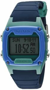 [フリースタイル]Freestyle Shark Classic Tide Digital Display Japanese Quartz Black 10022917