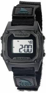 [フリースタイル]Freestyle Shark Classic Mini Digital Display Japanese Quartz Black 10022928