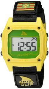 [フリースタイル]Freestyle Shark Clip Hawaii Digital Display Japanese Quartz Black 10022120