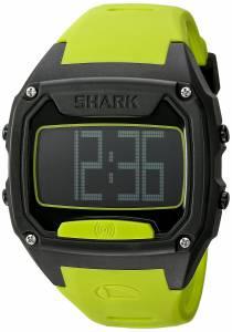[フリースタイル]Freestyle Shark Tooth Digital Display Japanese Quartz Yellow Watch 10025777