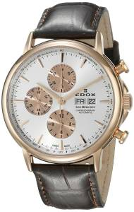 [エドックス]Edox  Les Bemonts Analog Display Swiss Automatic Brown Watch 01120 37R AIR