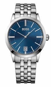 [ヒューゴボス]HUGO BOSS  Boss Black Stainless Steel Bracelet Watch 42mm 1513135 HB 1513135