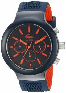 [ラコステ]Lacoste 腕時計 BORNEO Analog Display Japanese Quartz Blue Watch 2010813 メンズ