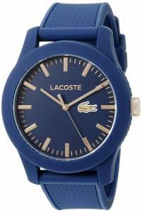 [ラコステ]Lacoste  Lacoste.12.12 Analog Display Japanese Quartz Blue Watch 2010817 メンズ