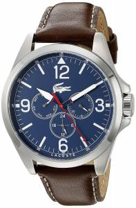 [ラコステ]Lacoste  Montreal Analog Display Japanese Quartz Brown Watch 2010805 メンズ