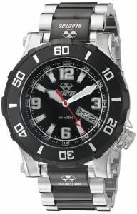 [リアクター]REACTOR  Atlas Analog Display Quartz Two Tone Watch 45501 ユニセックス
