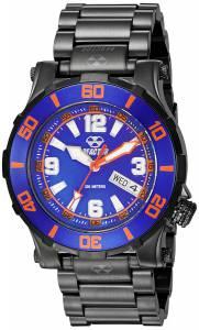 [リアクター]REACTOR 腕時計 Atlas Analog Display Quartz Black Watch 45508 ユニセックス