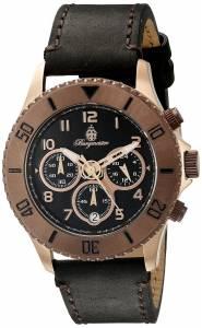 [ブルゲルマイスター]Burgmeister  Analog Display Quartz Black Watch BM532-922 メンズ