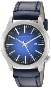 [モーメンタム]Momentum  LOGIC SS Analog Display Japanese Quartz Blue Watch 1M-SP10U2U