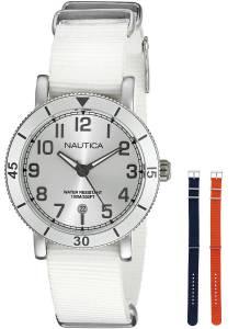 [ノーティカ]Nautica  NCS 18 MID Analog Display Quartz MultiColor Watch A11632M レディース