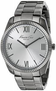 [ケネスコール]Kenneth Cole New York Classic Analog Display Japanese Quartz Grey Watch 10019685
