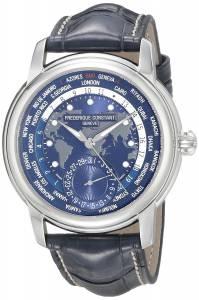 [フレデリックコンスタント]Frederique Constant Worldtimer Automatic Watch FC718NWM4H6