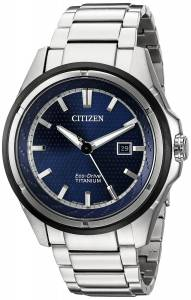 [シチズン]Citizen 腕時計 Analog Display Japanese Quartz Silver Watch AW1450-89L メンズ