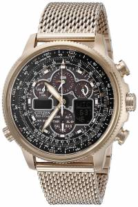 [シチズン]Citizen  AnalogDigital Display Japanese Quartz Rose Gold Watch JY8033-51E メンズ