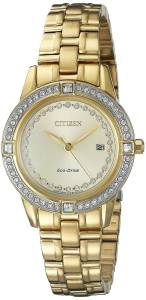 [シチズン]Citizen  Analog Display Japanese Quartz Gold Watch FE1152-52P レディース