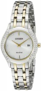 [シチズン]Citizen  Analog Display Japanese Quartz Two Tone Watch GA1064-56A レディース