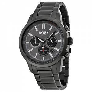[ヒューゴボス]HUGO BOSS 腕時計 Black Racing Watch 1513190 メンズ [並行輸入品]
