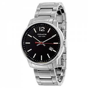 [コーチ]Coach 腕時計 Bleecker Quartz Watch 14601522 メンズ [並行輸入品]