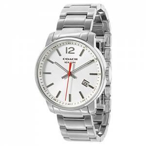 [コーチ]Coach 腕時計 Bleecker Quartz Watch 14601523 メンズ [並行輸入品]
