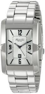 [ケネスコール]Kenneth Cole 腕時計 New York KC9300 Stainless Steel Watch KC9299 メンズ