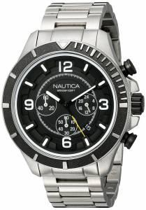 [ノーティカ]Nautica  NST 450 Analog Display Analog Quartz Stainless Steel Watch NAD21506G