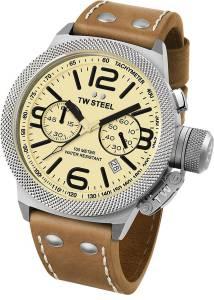 [ティーダブルスティール]TW Steel 腕時計 Watch Chronograph Canteen CS13 メンズ