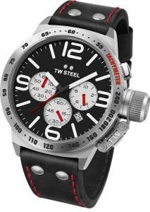 [ティーダブルスティール]TW Steel 腕時計 Watch Chronograph Canteen CS7 メンズ