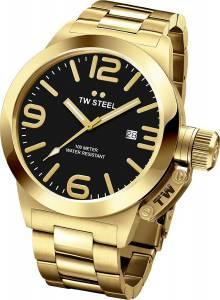 [ティーダブルスティール]TW Steel 腕時計 Watch Canteen CB91 メンズ [並行輸入品]