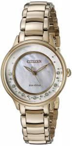 [シチズン]Citizen  Circle of Time Analog Display Japanese Quartz Rose Gold Watch EM0382-86D