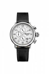 [インガソール]Ingersoll 腕時計 Black Leather Strap Watch INQ009SLSL メンズ