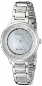[シチズン]Citizen  Circle of Time Analog Display japanese Quartz Silver Watch EM0380-81D