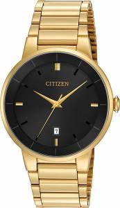 [シチズン]Citizen 腕時計 Quartz Gold Tone Stainless Steel Watch Case BI5012-53E [逆輸入]